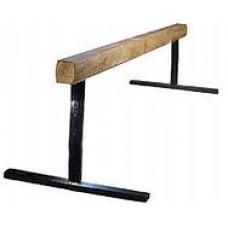 Бревно гимнастическое тренировочное
