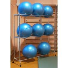 Стеллаж для гимнастических мячей
