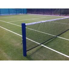 Стойки теннисные со скрытым механизмом натяжения сетки