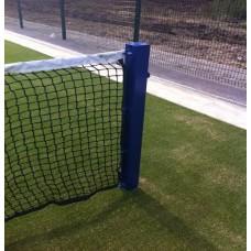 Стойки теннисные с наружным механизмом натяжения сетки