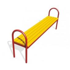 Скамейка для уличных площадок