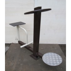 Тренажер уличный «Твистер стоя и сидя»