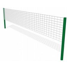 Стойки волейбольные алюминиевые